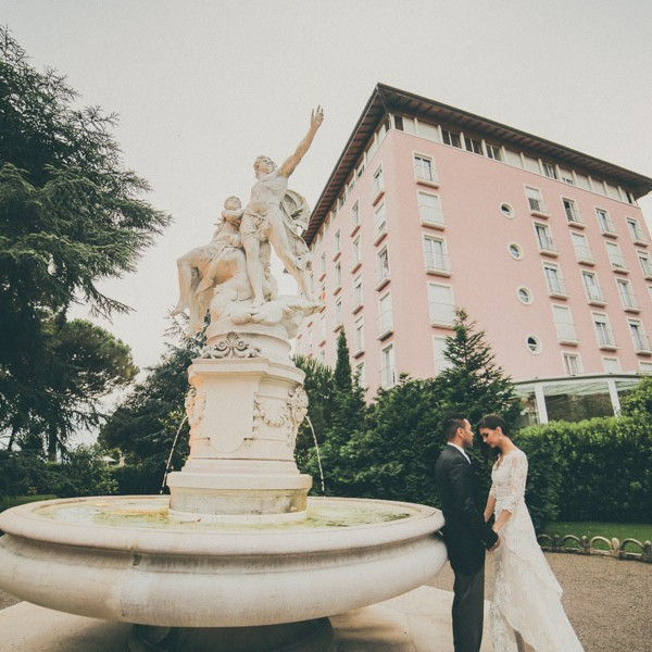 Opatija Wedding, Croatia - P&I