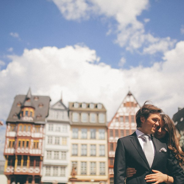 Frankfurt Wedding, Germany – S&F