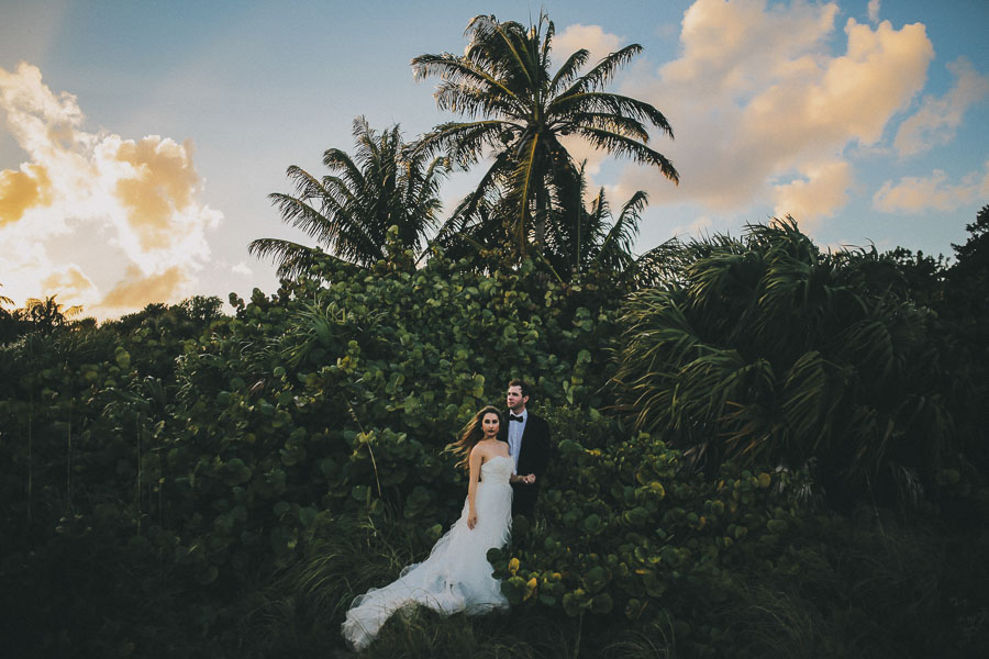 Fort Lauderdale Wedding Photographer - B&M