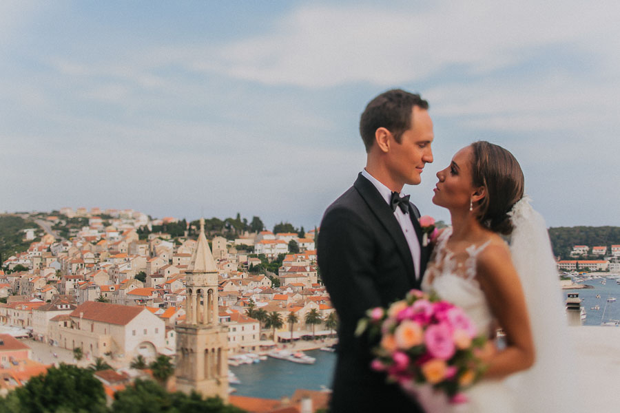 Hvar Wedding Photographer - C&N